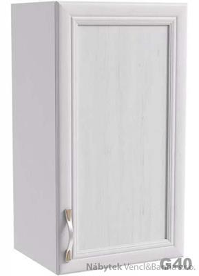 kuchyňská skříňka horní z laminátové DTD Sycylia G40 gala