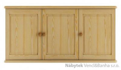 dřevěná dolní skříňka ke kredenci nebo příborníků KW107 pacyg