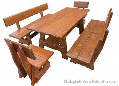 dřevěný zahradní nábytek MO268 pacyg