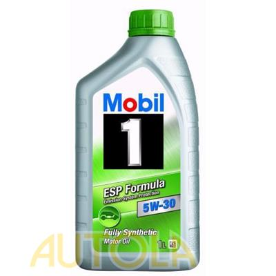 Motorový olej Mobil 1 ESP Formula 5W30  1Litr