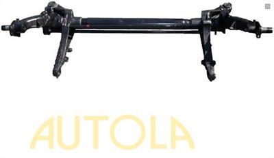 Zadní náprava komplet Peugeot Partner,Citroen Berlingo 20,7mm