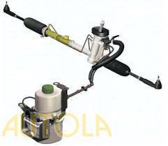 Hydraulické čerpadlo a řízení VW Fox, Polo