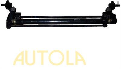Zadní náprava komplet Citroen Xsara,Zx, Peugeot 306 bubnová brzda(velká)