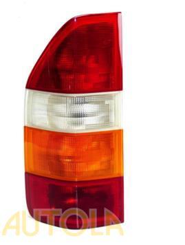 Zadní světlo oranžovo-bílé, levé Mercedes Sprinter
