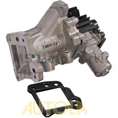 EGR ventil Ford  Mondeo 2.2TDCI 2008-,S-Max 2.2TDCI 2008-
