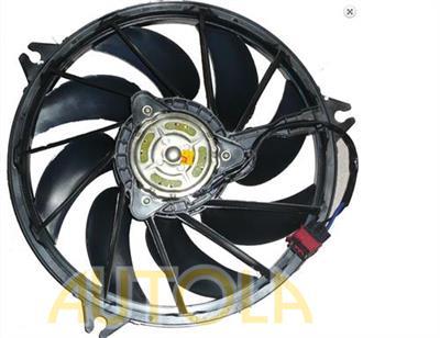 Větrák chlazení motoru Peugeot