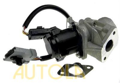 EGR ventil Ford C-Max, Focus II, Focus C-Max 1.6TDCI 2004- bez těsnění