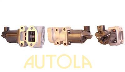EGR ventil Opel Astra H 07-, Astra J 09-, Corsa D 06-, Meriva , Zafira B 1.7CDTI 08-