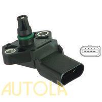 Snímač tlaku sacího potrubí VW Beetle, Bora, Caddy III, Eos, Fox, Golf IV,V,VI,Jetta III,IV